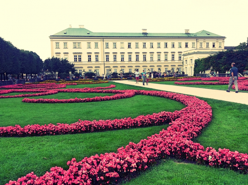 Mirabell Palace and Gardens Salzburg