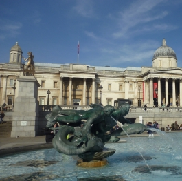 London's National Gallery 2013