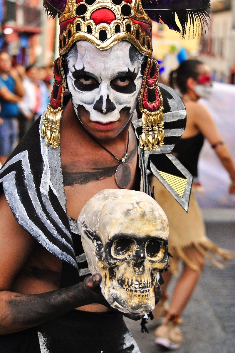 Day of the Dead Parade - Cuernavaca