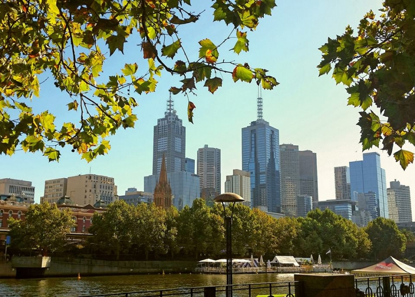 Melbourne City. Worlds most liveable city