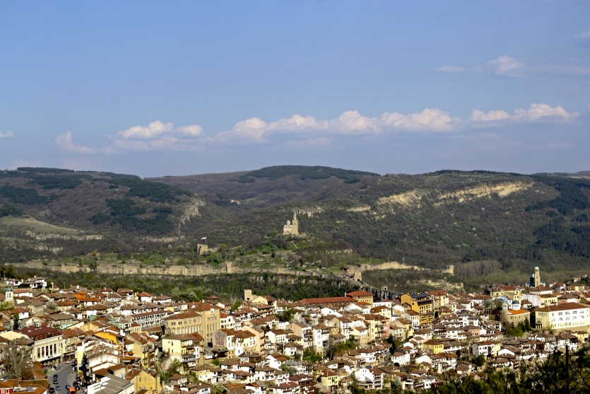 Veliko Tarnovo - The Old Capital of Bulgaria