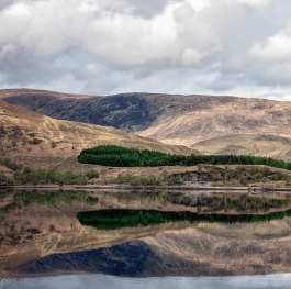 Scotland reflection 1