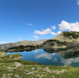 The Blue Lake, Pirin Mountain