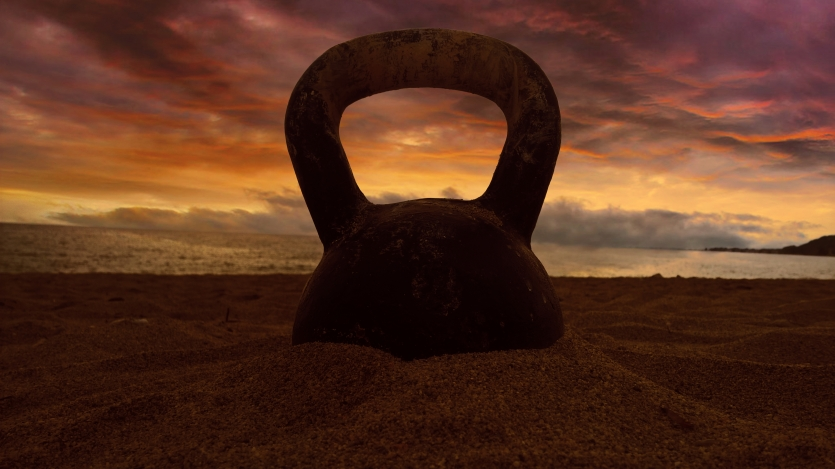 The Kettlebell from hell