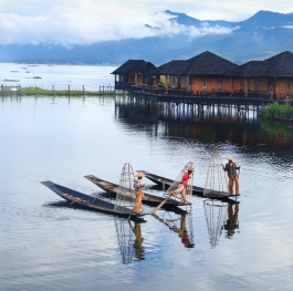 The Beauty Of Inle