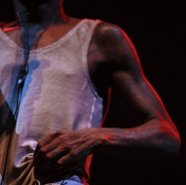 Tricky in Moscow