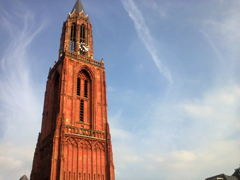 The Red Tower, Maastricht, Netherlands
