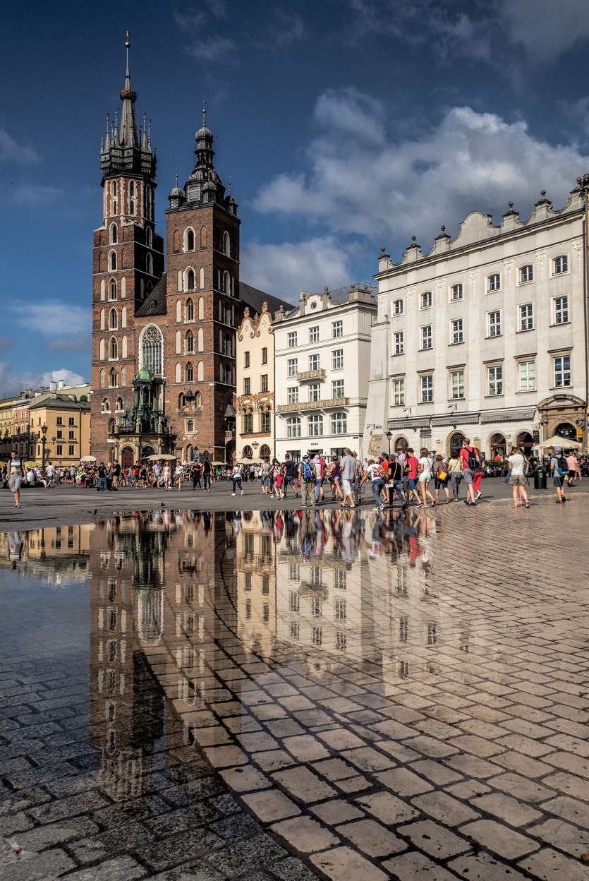 Krakow reflections