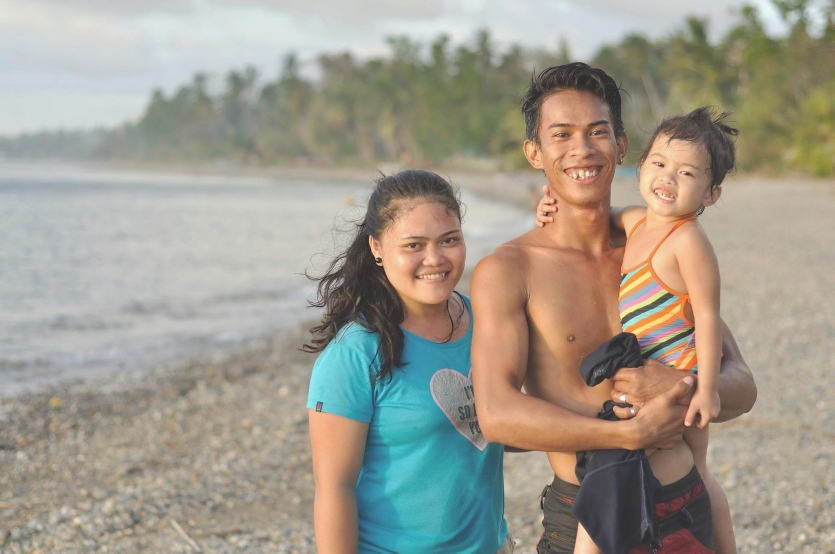 family in amoingon