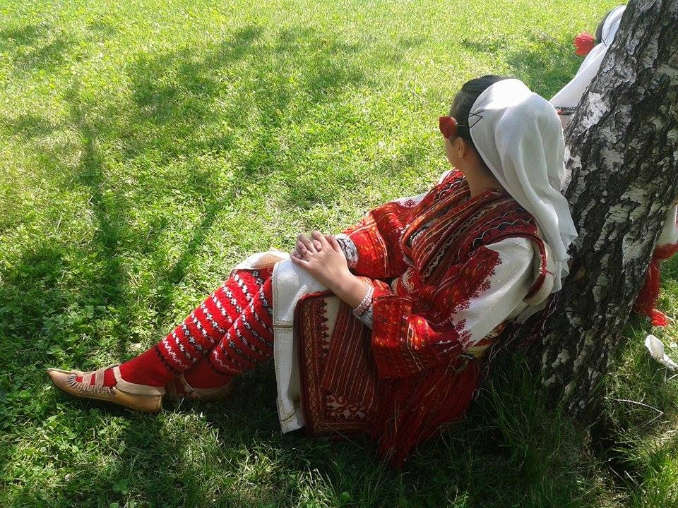 TRADITIONAL MACEDONIAN CLOTHES :)
