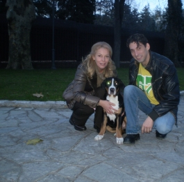 Ruzica Djindjic and the Serbiandogwhisperer