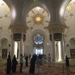 Sheikh Zayed Grand Mosque 6