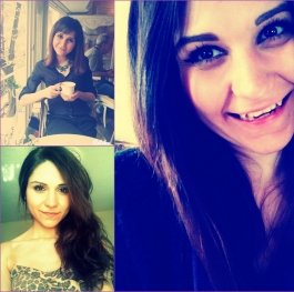 People with dimple have a divine role in this universe: smile! :)
