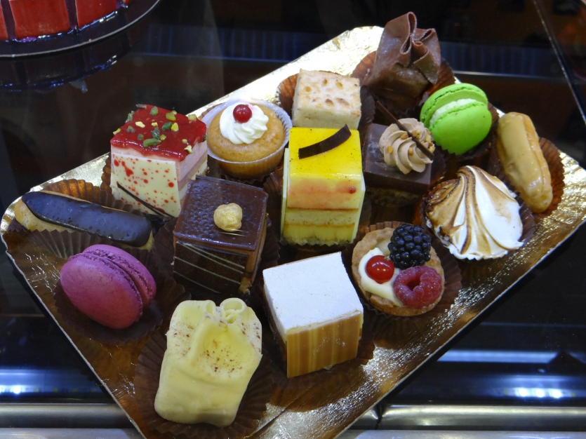 a bit of sweets.....