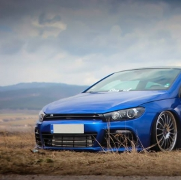 Bagged Scirocco R