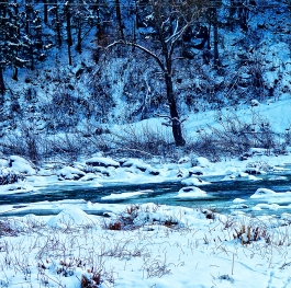 Frozen Creek II