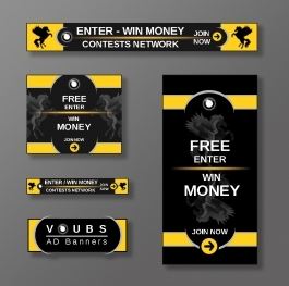 Voubs AD Banners