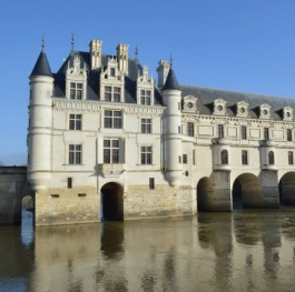 A Royal Beauty-Chateau de Chenonceau