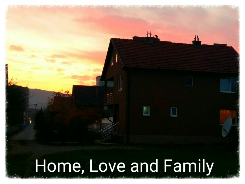 Home, Love and Family
