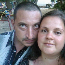 Me and my husbund