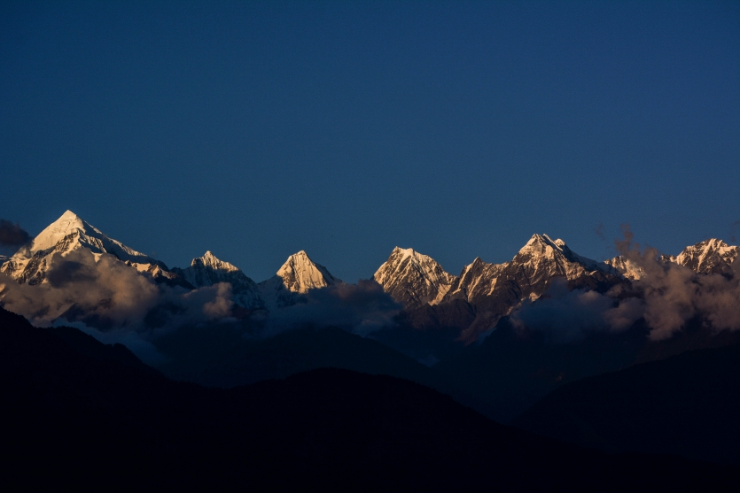 5 peaks of Panchachully,Uttarakhand,India