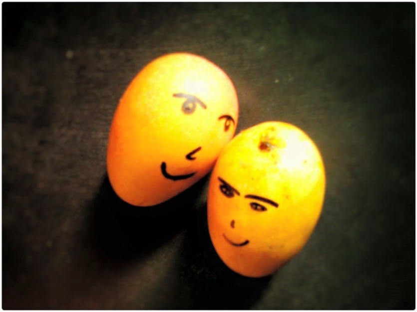 mango couple!