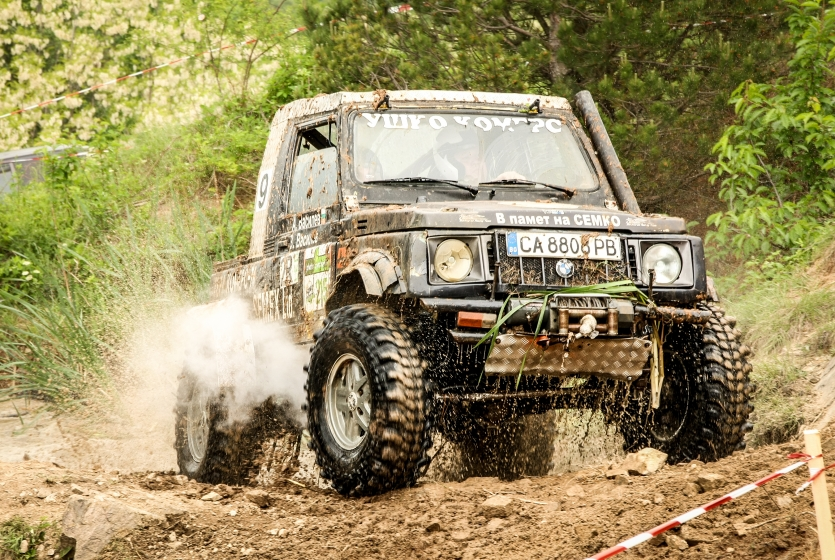 Offroad competition
