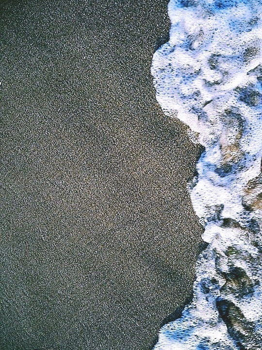 Sand on the Shore