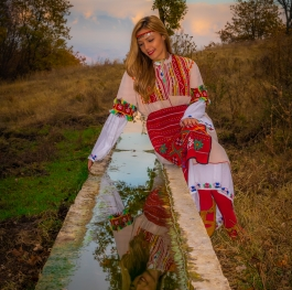 The beauty of Bulgarian folk