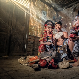 West Java Mask Maker, Uphold the traditions
