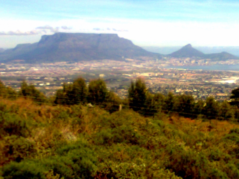 Table Mountain Cape Town !!