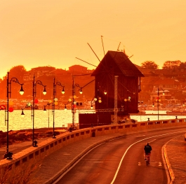 An Early Morning, Before the City Wakes Up - Nessebar, Bulgaria