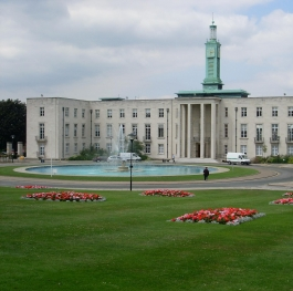 Walthamforest town hall, London
