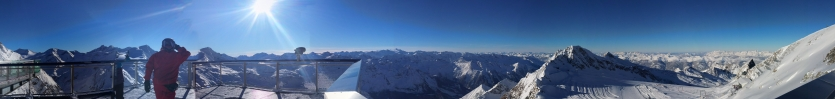 On the top of the Austria