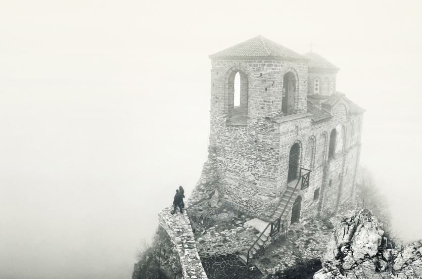 Fortress of a misty love